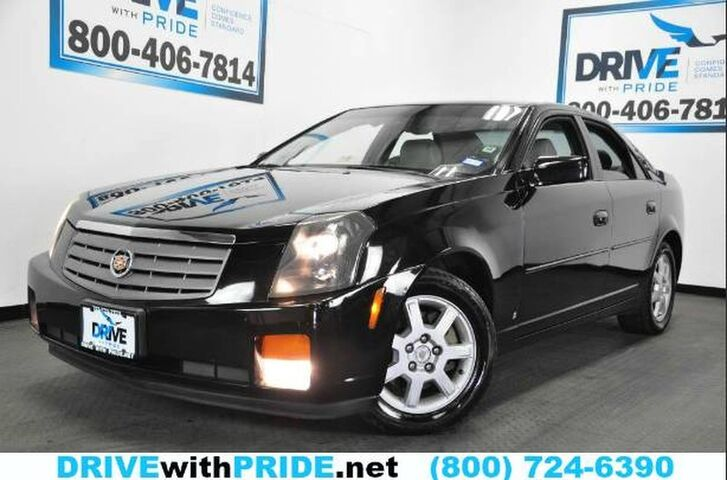 2006 Cadillac CTS  Houston TX