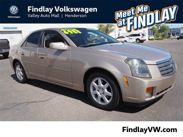 2006 Cadillac CTS Sport Henderson NV