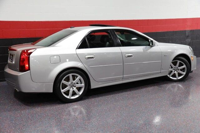 2006 Cadillac CTS-V 4dr Sedan Chicago IL