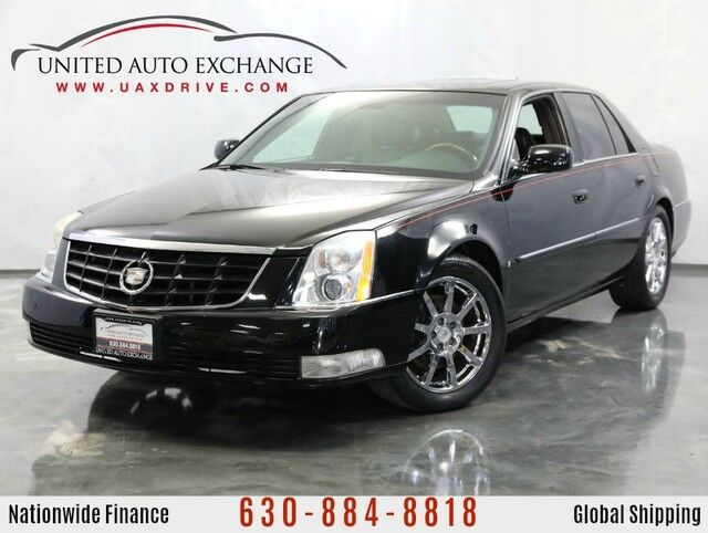 2006 Cadillac DTS 4.6L V8 Engine FWD 1SE w/ Sunroof, Navigation, Bluetooth Wireles Addison IL