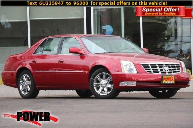 2006 Cadillac DTS w/1SC Corvallis OR