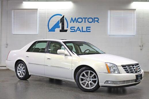 2006 Cadillac DTS w/1SE 1 Owner Schaumburg IL