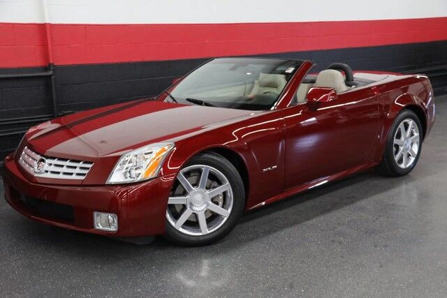 2006 Cadillac XLR 2dr Convertible Chicago IL