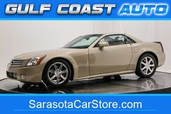 2006_Cadillac_XLR_CONVERTIBLE! V8! ONLY 49K MILES! TAN LEATHER! CAFAX! SHARP! LOOK!_ Sarasota FL