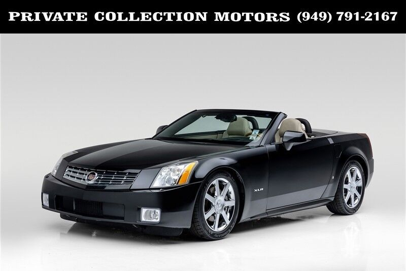 2006_Cadillac_XLR_Only 35k Miles Two Owner Clean Carfax_ Costa Mesa CA