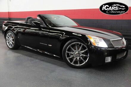 2006_Cadillac_XLR-V_2dr Convertible_ Chicago IL