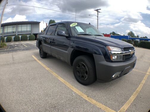 2006_Chevrolet_Avalanche_1500 4WD_ Frankfort KY