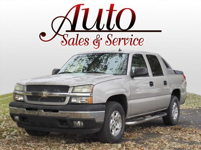2006 Chevrolet Avalanche Z71 1500 Indianapolis IN