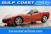 2006 Chevrolet CORVETTE CONVERTIBLE LOW MILES BREMBO LEATHER ONLY 39K MILES
