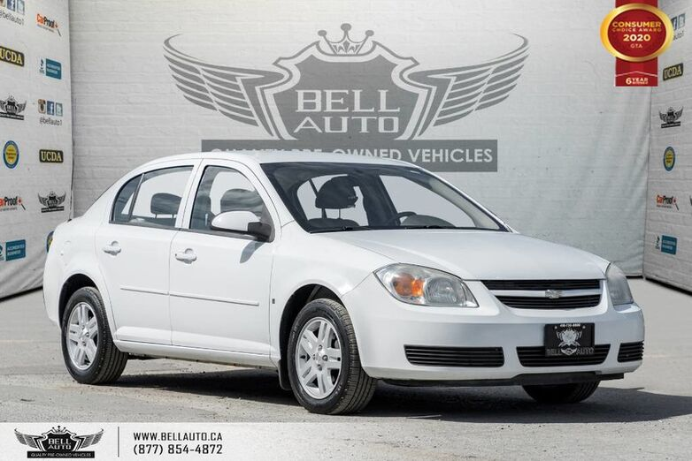 2006 Chevrolet Cobalt LT, NO ACCIDENTS, LOW KMS, ALLOY, PWR MIRRORS, CRUISE CNTRL Toronto ON