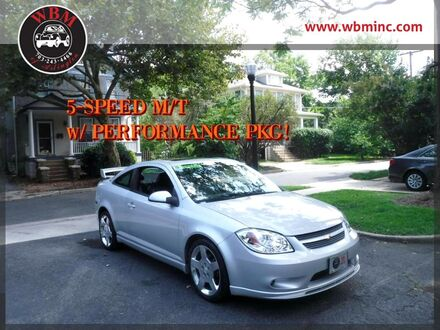 2006_Chevrolet_Cobalt_SS Supercharged Coupe_ Arlington VA