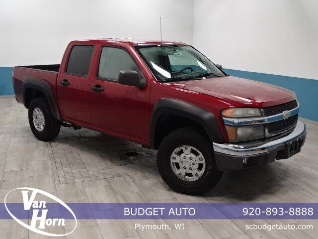 2006 Chevrolet Colorado LT Plymouth WI