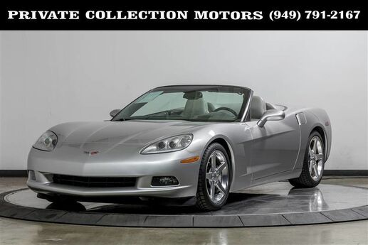 2006 Chevrolet Corvette  Costa Mesa CA