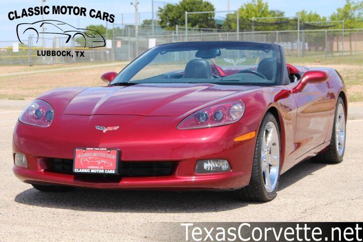 2006 Chevrolet Corvette  Lubbock TX