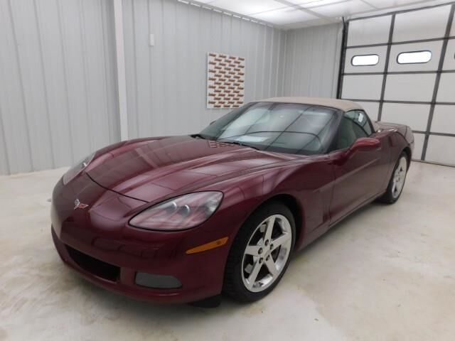 2006 Chevrolet Corvette 2dr Conv Manhattan KS