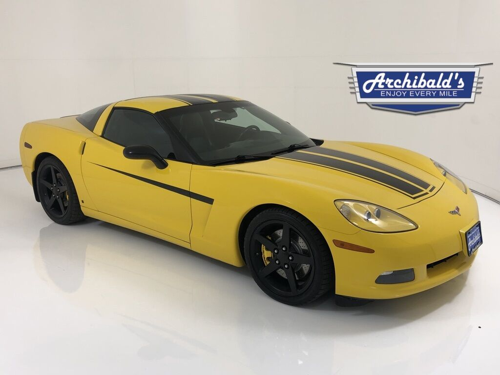 2006 Chevrolet Corvette Base