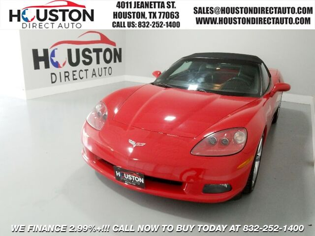 2006 Chevrolet Corvette Base Houston TX