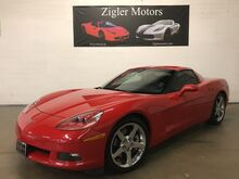 2006_Chevrolet_Corvette Coupe 41kmi Clean Carfax_Magnetic Ride Control Navigation Chrome Wheels HUD_ Addison TX