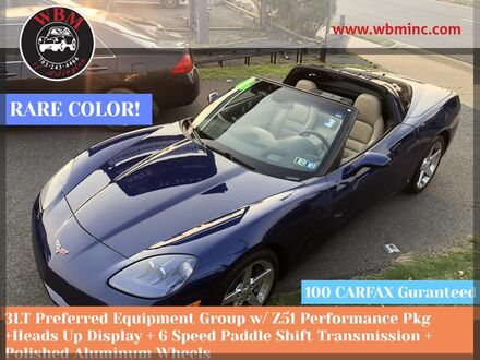 2006_Chevrolet_Corvette_Stingray Coupe w/ Z51 3LT_ Arlington VA