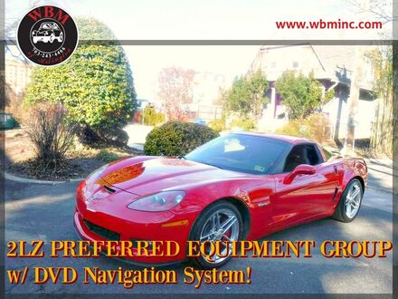 2006_Chevrolet_Corvette_Z06_ Arlington VA