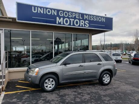 2006 Chevrolet Equinox LS AWD Spokane Valley WA