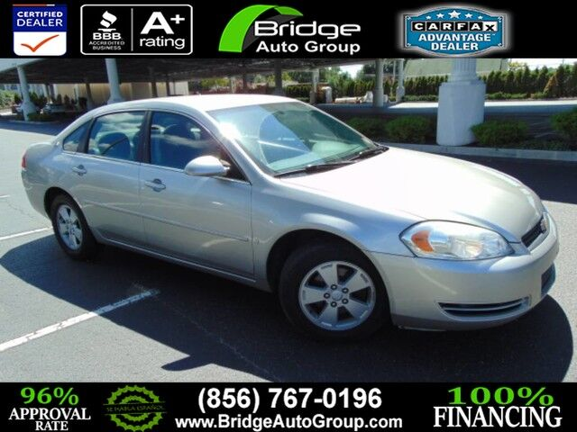 2006 Chevrolet Impala LT 3.5L Berlin NJ