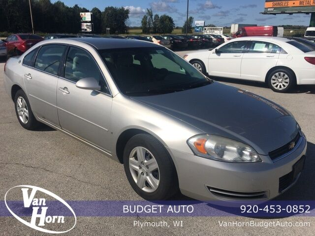 2006 Chevrolet Impala LT Plymouth WI