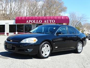 2006_Chevrolet_Impala_SS_ Cumberland RI