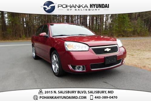 2006_Chevrolet_Malibu_LTZ **BEST MATCH**_ Salisbury MD