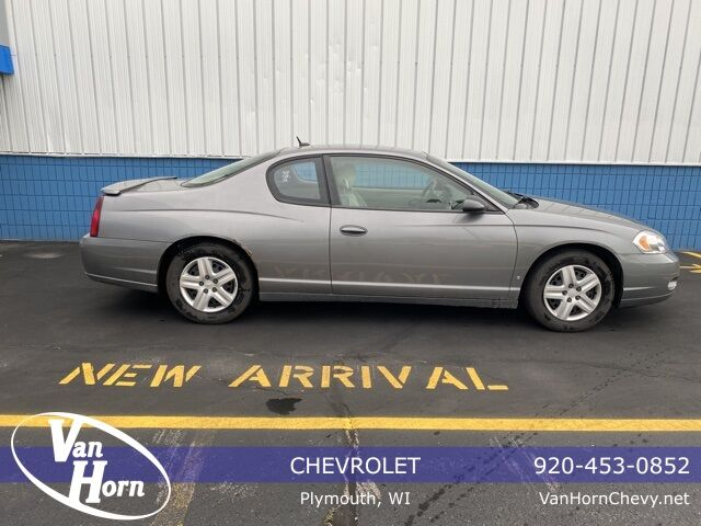 2006 Chevrolet Monte Carlo LS Plymouth WI