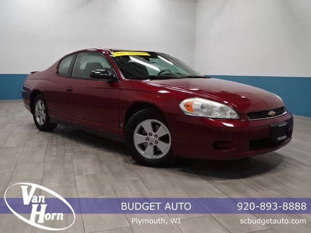 2006 Chevrolet Monte Carlo LT Plymouth WI