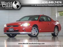 Chevrolet Monte Carlo SS LEATHER ALLOY WHEELS 2006