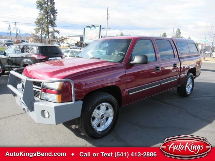 2006 Chevrolet Silverado 1500 LS Bend OR