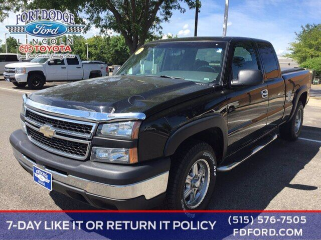 2006 Chevrolet Silverado 1500 LS Fort Dodge IA