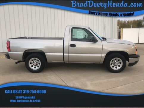 2006_Chevrolet_Silverado 1500_Work Truck_ West Burlington IA