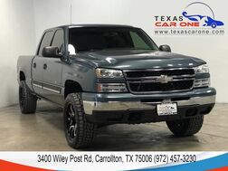 2006_Chevrolet_Silverado 1500HD_HD LT CREW CAB AUTOMATIC TOWING HITCH POWER DRIVER SEAT ALLOY WHEELS_ Carrollton TX