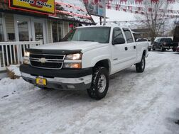 2006_Chevrolet_Silverado 2500HD_LS Crew Cab 4WD_ Pocatello and Blackfoot ID