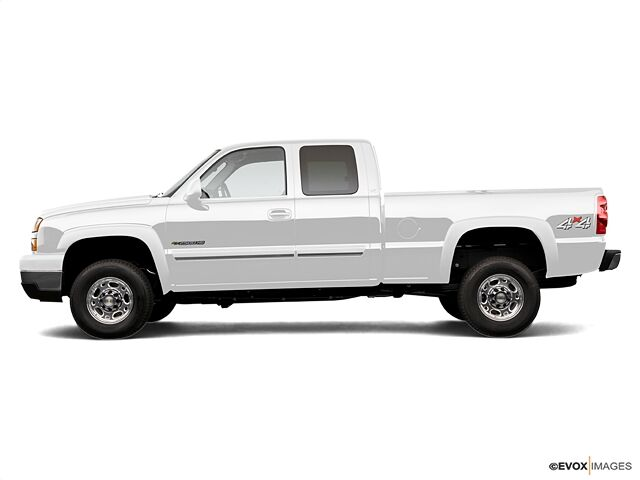 2006 Chevrolet Silverado 2500HD LS Ext. Cab 4WD Indianapolis IN