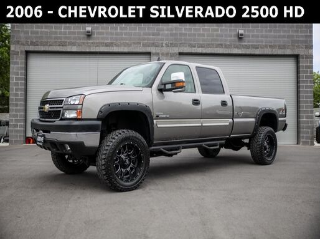 2006_Chevrolet_Silverado 2500HD_LT_ Orem UT