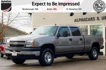 2006_Chevrolet_Silverado 2500HD_LT1_ Boxborough MA