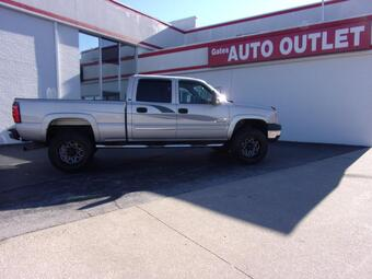 2006_Chevrolet_Silverado 2500HD_LT1_ Richmond KY