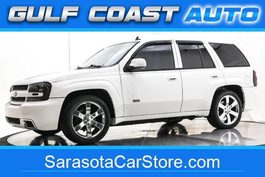 2006 Chevrolet TRAILBLAZER SS SS LS LEATHER NAVIGATION SUNROOF LEATHER RUNS GREAT !! Sarasota FL