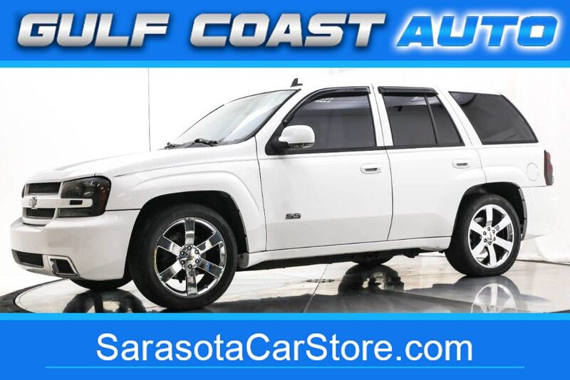 2006_Chevrolet_TRAILBLAZER SS_SS LS LEATHER NAVIGATION SUNROOF LEATHER RUNS GREAT !!_ Sarasota FL