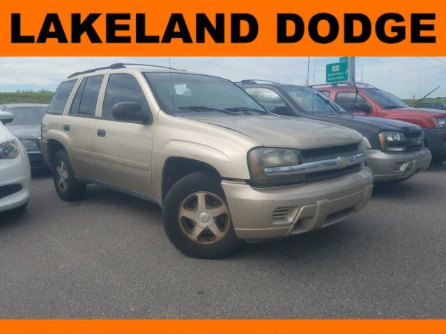 2006 Chevrolet TrailBlazer LS  FL