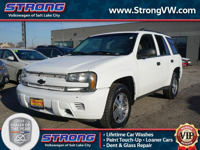 2006 Chevrolet TrailBlazer LS 4WD Salt Lake City UT