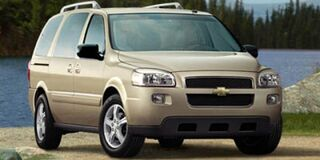 2006_Chevrolet_Uplander_LS Fleet_ Battle Creek MI