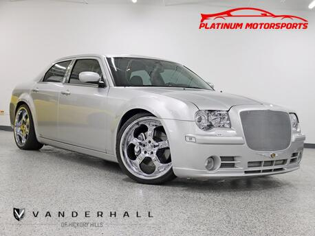 2006_Chrysler_300C SRT8_WoW 1 Owner From California Time Capsule Nav Roof Rear Entertainment 22 Wheels Fully Loaded_ Hickory Hills IL