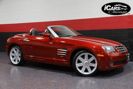 2006_Chrysler_Crossfire_Limited 2dr Convertible_ Chicago IL