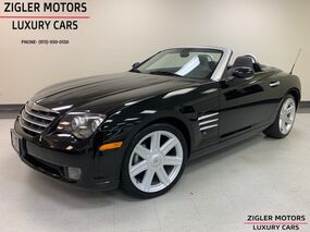 Chrysler Crossfire Limited One Owner low miles clean carfax Garage kept' PRISTINE 2006