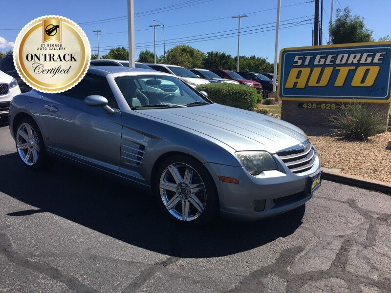 2006 Chrysler Crossfire Limited St George UT
